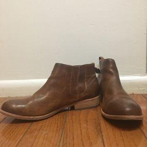 Kork-Ease Velma Ankle Boots